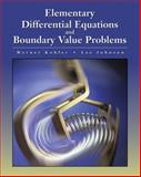 Elementary Differential Equations with Boundary Value Problems 9780321121646