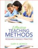 Effective Teaching Methods 9th Edition