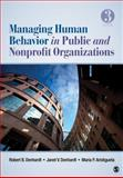 Managing Human Behavior in Public and Nonprofit Organizations 3rd Edition