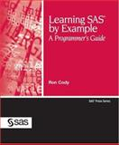 Learning SAS by Example 9781599941653