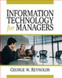 Information Technology for Managers 1st Edition