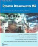 Dynamic Dreamweaver MX 9781590591703
