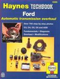 Haynes Ford Automatic Transmission Overhaul Manual 9781563921704
