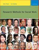 Research Methods for Social Work 9780495811718