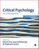 Critical Psychology 2nd Edition