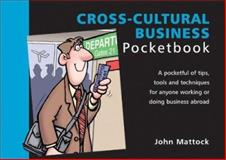 The Cross-Cultural Business Pocketbook 9781870471732
