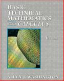 Basic Technical Mathematics with Calculus 9780201501735