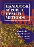 Handbook of Public Health Methods 9780074701737