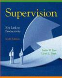 Supervision 9780256271737