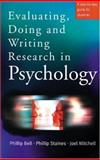 Evaluating, Doing and Writing Research in Psychology 9780761971740