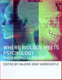 Where Biology Meets Psychology 9780262581745