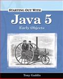 Starting Out with Java 5 9781576761748