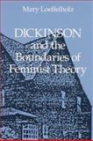 Dickinson and the Boundaries of Feminist Theory 9780252061752