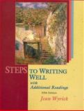 Steps to Writing Well 9781413001754