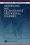 Modelling and Quantitative Methods in Fisheries 9781584881773