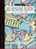 Business Math Using Calculators 3rd Edition