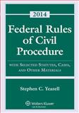 Federal Rules Civil Procedure 2014th Edition