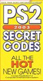 PS2 Secret Codes 2003 9780744001778