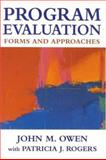 Program Evaluation 9780761961789
