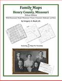 Family Maps of Henry County, Missouri, Deluxe Edition 9781420311792