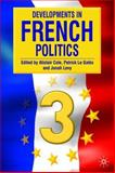 Developments in French Politics 3 9781403941794