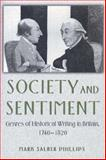 Society and Sentiment 9780691031798