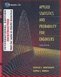 Applied Statistics and Probability for Engineers Wie 9780471381815