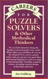 Careers for Puzzle Solvers and Other Methodical Thinkers 9780658001819