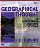 Geographical Thought 9788120311824