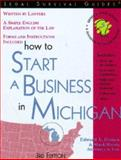 How to Start a Business in Michigan 9781572481831