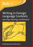 Writing in Foreign Language Contexts 9781847691842