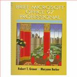 Brief Microsoft Office 97 Professional 9780137541850
