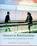 Choices in Relationships 9th Edition