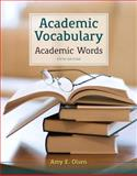 Academic Vocabulary 9780205211852