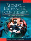 Business and Professional Communication 9780205581856