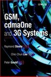 GSM, CdmaOne and 3G Systems 9780471491859