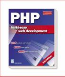 PHP Fast and Easy Web Development 9781931841870