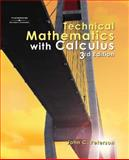 Technical Mathematics with Calculus 9780766861893