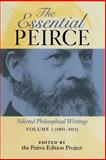 The Essential Peirce 9780253211903