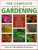 The Complete Book of Gardening 9781567991932