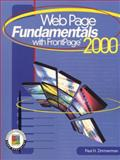 WebPage Fundamentals with FrontPage 2000 9780130261939