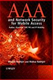 AAA and Network Security for Mobile Access 9780470011942