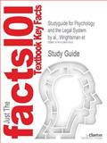 Studyguide for Psychology and the Legal System by Al , Wrightsman Et 9781428801950
