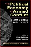 The Political Economy of Armed Conflict 9781588261977