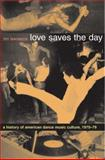 Love Saves the Day 9780822331988