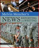 Melvin Mencher's News Reporting and Writing 9780073511993
