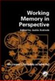 Working Memory in Perspective 9780415211994