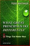 What Great Principals Do Differently 2nd Edition