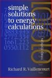 Simple Solutions to Energy Calculations 9780130652003