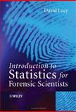 Introduction to Statistics for Forensic Scientists 9780470022009